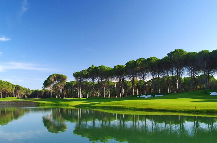 The Best Golf Courses in Turkey