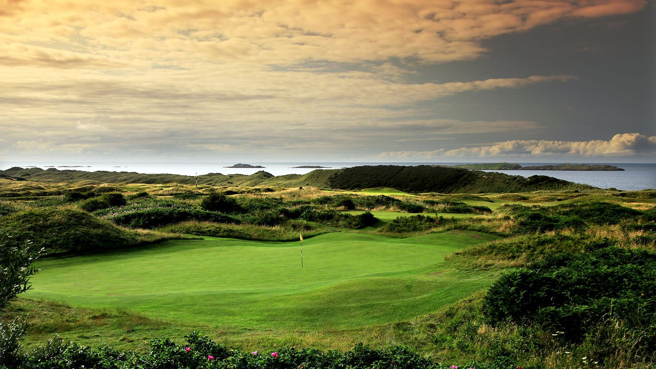 Luxury Golf Holidays Golf Holidays in Ireland