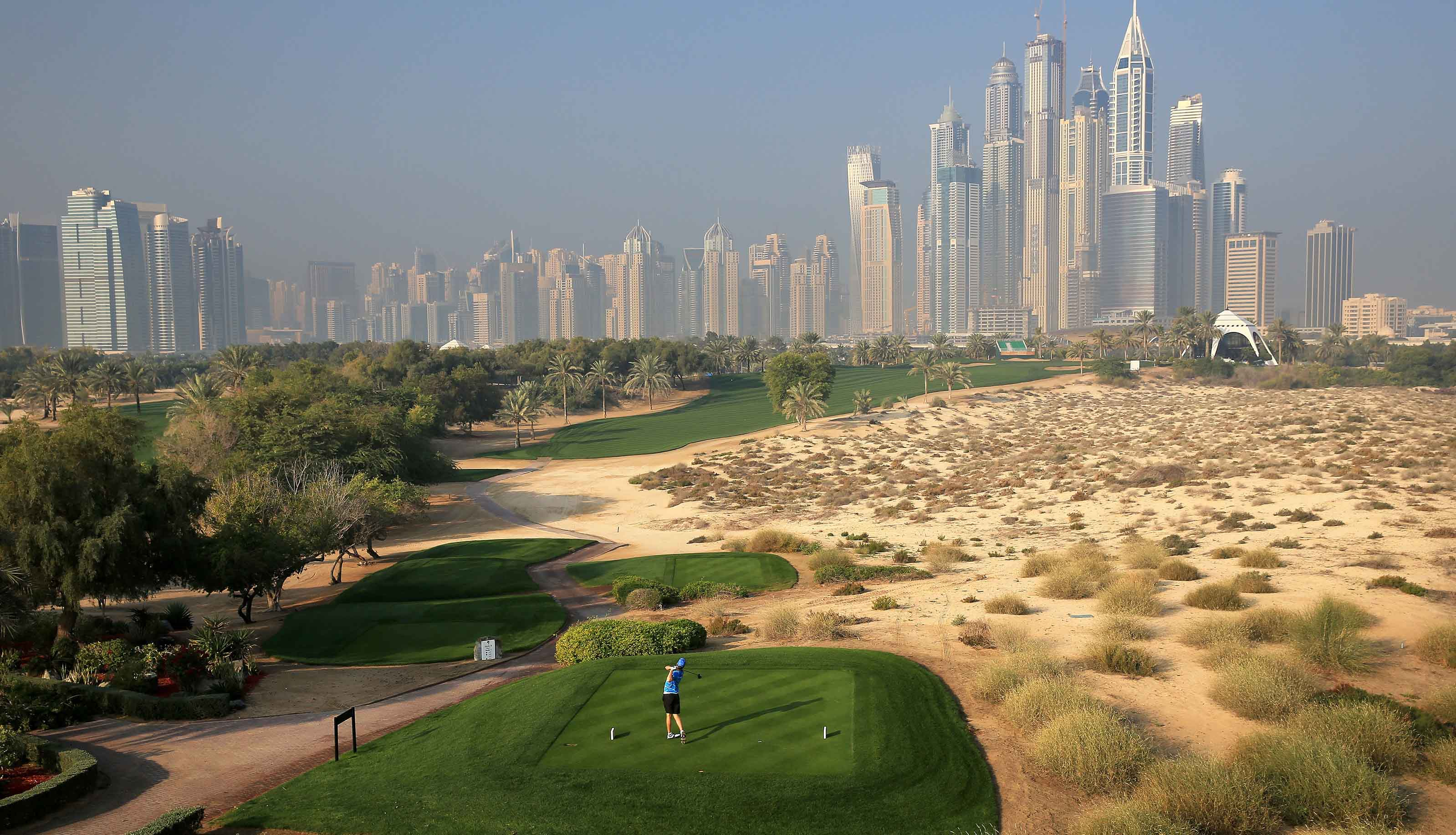 Golf Holidays in Dubai and Portugal Winter